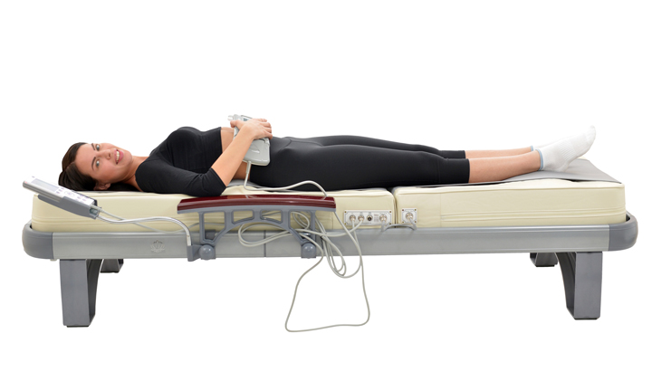 Устройство кровати Люкс CGN-005-2C