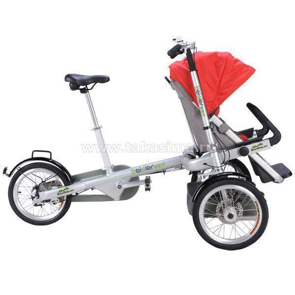 Велоколяска-трансформер Beisier MYC - 02