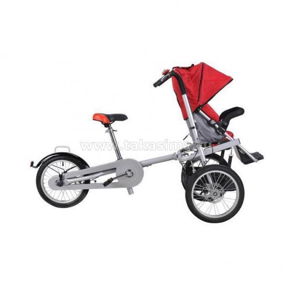 Велоколяска-трансформер Beisier