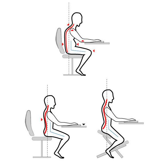 Коленный стул СК-1-2